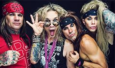 Steel Panther tickets at Rams Head Live!, Baltimore tickets at Rams Head Live!, Baltimore