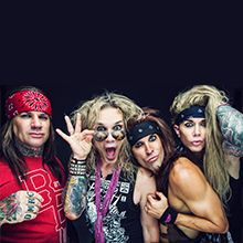Steel Panther biljetter på Rams Head Live!, Baltimore