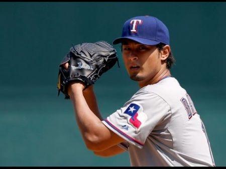 Yu Darvish happy with progress in return for 2016 Texas Rangers season
