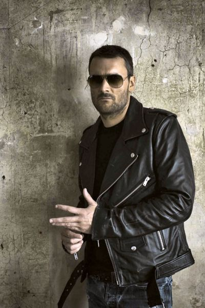 Eric Church will perform Friday, June 10 at the Nightly Concerts during the 2016 CMA Music Festival.