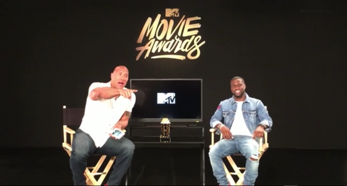 Kevin Hart and Dwayne Johnson will be joined by a prestigious list of presenters for the 2016 MTV Movie Awards.