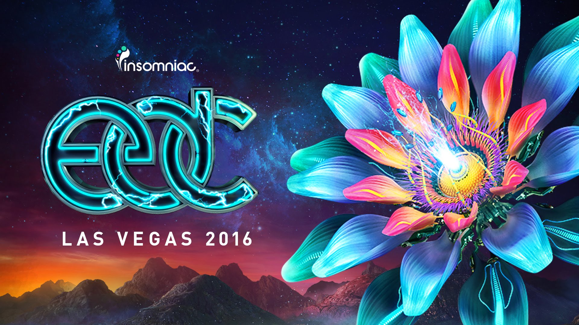 What Time Do Gates Open At Electric Daisy Carnival AXS - Edc las vegas map 2016