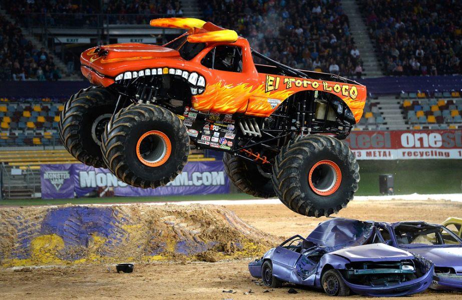 Monster Trucks 2016 скачать торрент - фото 10