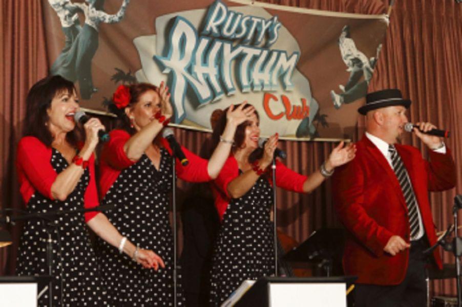 Boyz and the Beez at Rusty's Rhythm Club