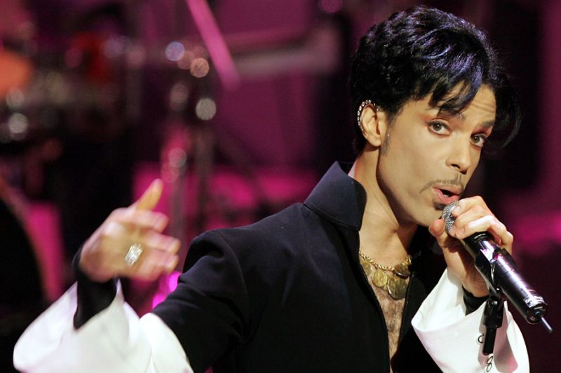Prince found dead at age 57