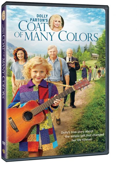 A gift for Mother's Day: Dolly Parton's 'Coat of Many ...