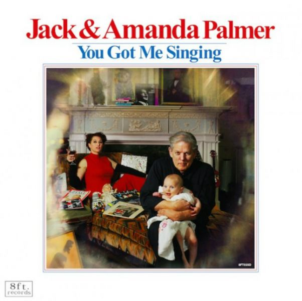 'You Got Me Singing' cover art