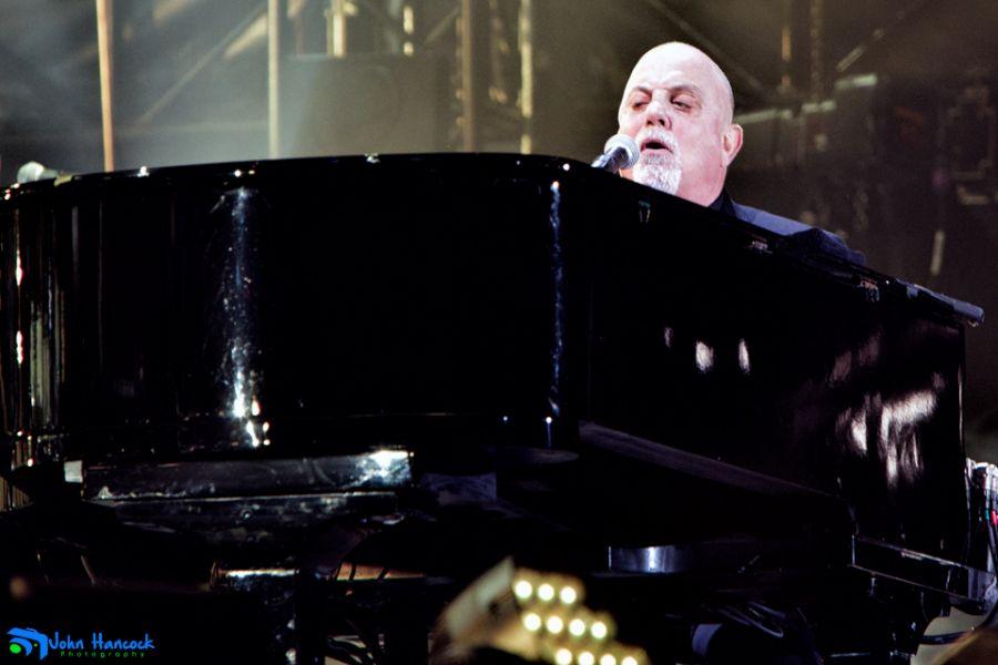 Billy Joel performs at Petco Park in San Diego, CA