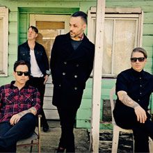 Blue October tickets at Royal Oak Music Theatre, Royal Oak