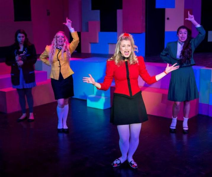 Beck Center for the Arts' production of 'Heathers: The ...