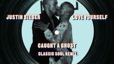 Listen: Caught A Ghost remixes Justin Bieber's 'Love Yourself'