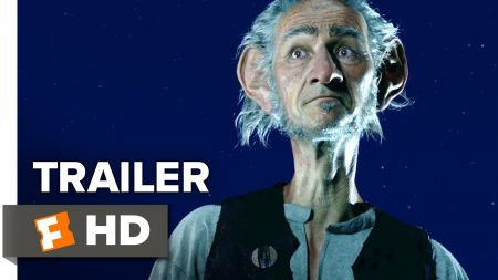 Movie review:  'The BFG' a giant letdown