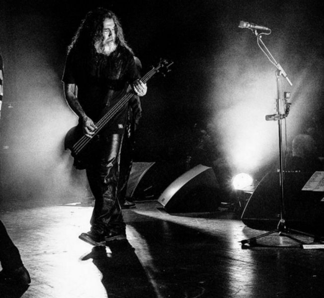 Slayer will be performing at The Joint on Saturday night.