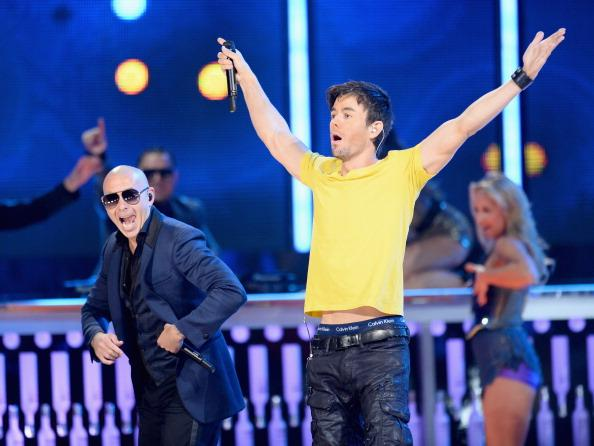 Enrique Iglesias and Pitbull took to Twitter today to let fans announce their fall tour dates.