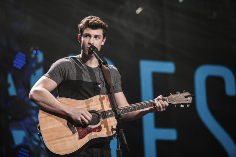 Mendes just announced his second headlining world tour