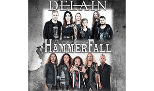 Delain, Hammerfall tickets at Social Hall SF in San Francisco