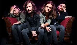 KONGOS tickets at The Showbox, Seattle