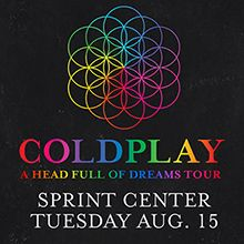 Coldplay tickets at Sprint Center in Kansas City