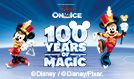 Disney On Ice celebrates 100 Years of Magic tickets at The SSE Arena, Wembley, London
