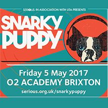 Snarky Puppy tickets at O2 Academy Brixton in London