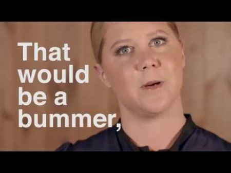 Watch: Amy Schumer shares little known facts about voting in new video
