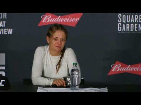 UFC: Dana White hints Claudia Gadelha is next for Karolina Kowalkiewicz
