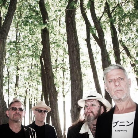 Modern English will return with their first studio album in thirty years in February with Take Me To The Trees