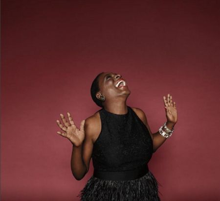 The incomparable Sharon Jones.