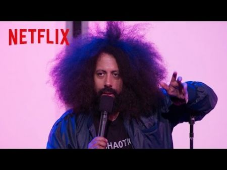 Reggie Watts drops trailer for new Netflix comedy special