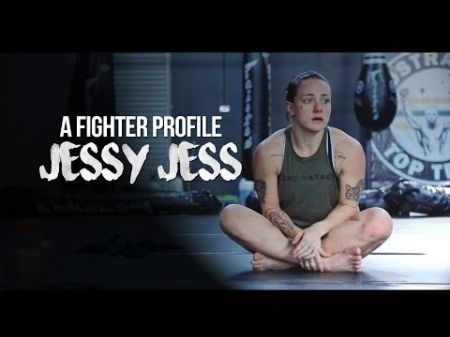 MMA superstar 'Jessy Jess' announces move to flyweight
