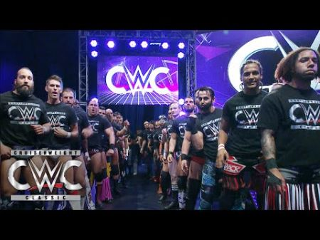 Examining the first three months of the WWE Cruiserweight Division