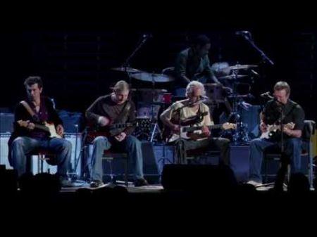 AXS TV to present 'Guitar Gods' marathon featuring Eric Clapton