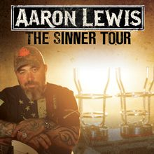 Aaron Lewis tickets at Starland Ballroom in Sayreville