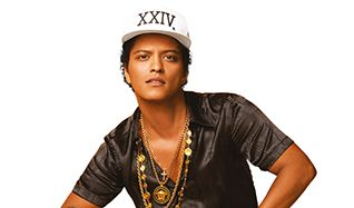 Bruno Mars tickets at The O2 in London