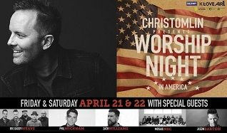 Chris Tomlin presents tickets at Verizon Theatre at Grand Prairie in Grand Prairie