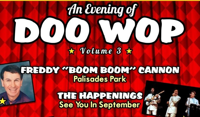 Doo Wop, Volume 3 tickets at Keswick Theatre in Glenside