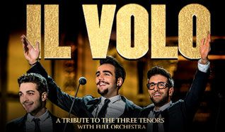 Il Volo tickets at Microsoft Theater in Los Angeles
