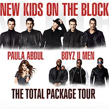 New Kids on the Block tickets at Sprint Center in Kansas City