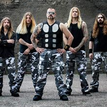 Sabaton tickets at The Regency Ballroom in San Francisco