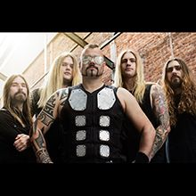 Sabaton tickets at City National Grove of Anaheim in Anaheim