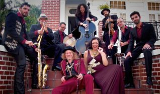 Squirrel Nut Zippers tickets at City National Grove of Anaheim, Anaheim