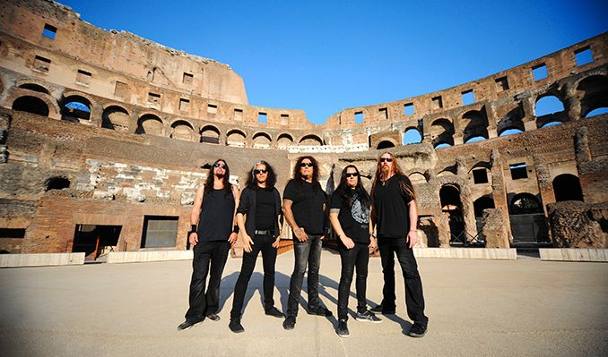 Testament tickets at Rams Head Live! in Baltimore