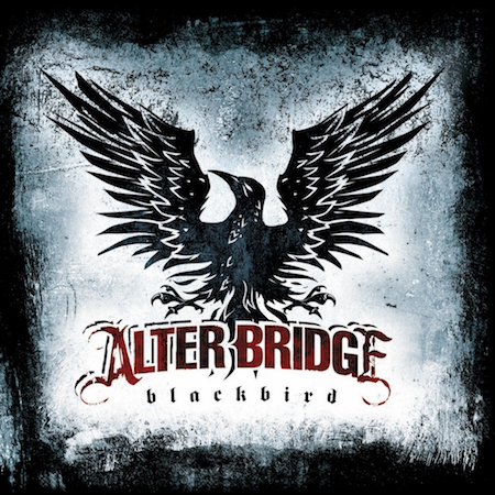 """As the lone ballad from Alter Bridge's 2007 LP Blackbird, """"Watch Over You"""" is a solemn single andtypically performed as a stripped down ac"""