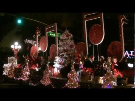 Best holiday parades in Palm Springs for Christmas 2016