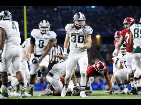 Michigan State Spartans look ahead to 2017, and try to forget 2016 entirely
