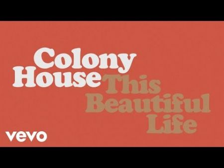 Colony House to tour North America in 2017