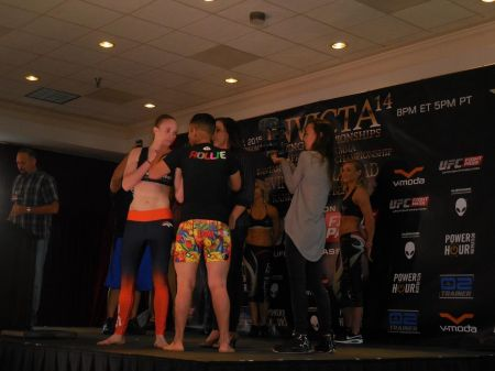 JJ Aldrich earned a call-up to the UFC