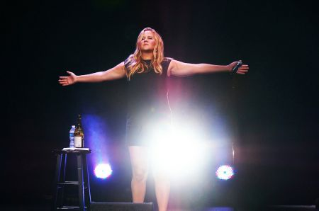 Amy Schumer honored with two Grammy nominations