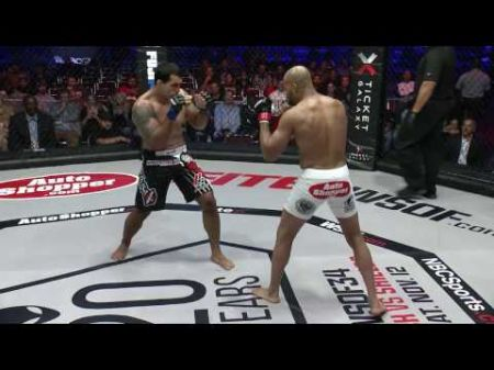 Two-division WSOF champ David Branch fuels up on bunny meat