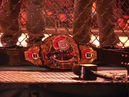 Keith Berry is set to fight at Bellator 170